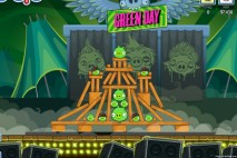 Angry Birds Friends Green Day Level 2 Walkthrough