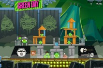 Angry Birds Friends Green Day Level 7 Walkthrough