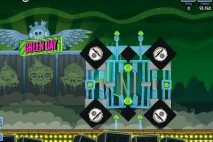 Angry Birds Friends Green Day Level 8 Walkthrough