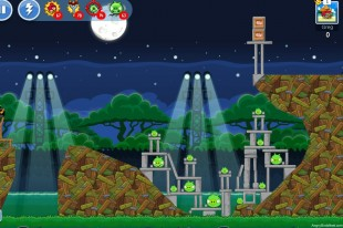 Angry Birds Friends Tournament Level 3 – Week 15 – August 27th