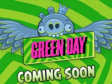 Angry Birds Green Day Coming Soon Image