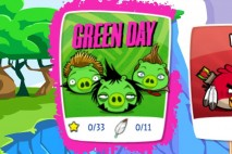 Angry Birds Green Day Episode Selection Icon Featured