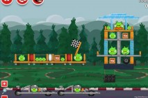 Angry Birds Heikki Spa Walkthrough