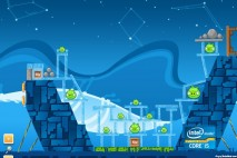 Angry Birds Intel Ultrabook Adventure Level 3 Walkthrough