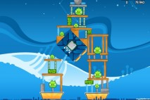 Angry Birds Intel Ultrabook Adventure Level 4 Walkthrough