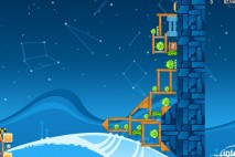 Angry Birds Intel Ultrabook Adventure Level 7 Walkthrough