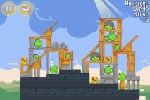 Angry Birds Seasons Back to School Level 1-16 Walkthrough