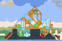 Angry Birds Seasons Back to School Level 1-18 Walkthrough