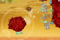 Space Eagle Walkthrough Red Planet Level 5-18