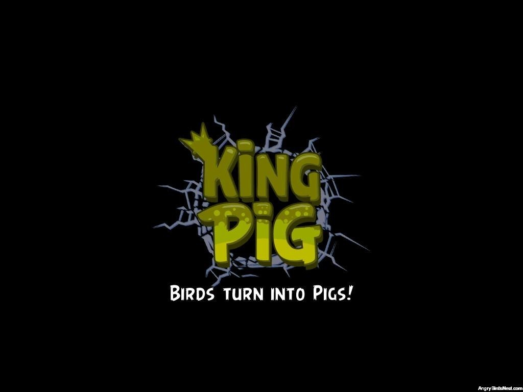 Angry Birds v220 King Pig Level