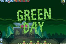 Angry Birds Friends Green Day Golden Grenade #2 Walkthrough