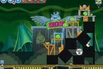 Angry Birds Friends Green Day Level 12 Walkthrough