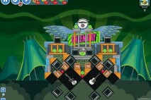 Angry Birds Friends Green Day Level 19 Walkthrough