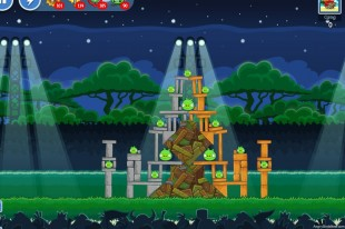 Angry Birds Friends Tournament Level 3 – Week 20 – October 1st