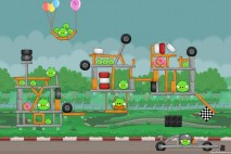 Angry Birds Heikki Monza Walkthrough