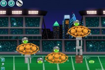 Angry Birds Philadelphia Eagles Level 2 At Baltimore Walkthrough