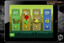 Bad Piggies Fisrt Look G4 Episode Selection Screen