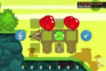 Bad Piggies Fisrt Look G4 Level Entry Vehicle Creation Balloons Screen