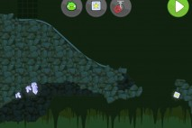 Bad Piggies Ground Hog Day Bonus Level 1-II Walkthrough