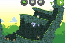 Bad Piggies Ground Hog Day Level 1-35 Walkthrough