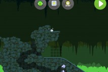 Bad Piggies Hidden Skull Level 1-IV Walkthrough