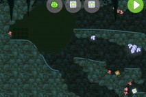 Bad Piggies When Pigs Fly Bonus Level 3-I Walkthrough