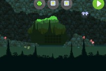 Bad Piggies When Pigs Fly Bonus Level 3-IV Walkthrough