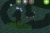 Bad Piggies When Pigs Fly Bonus Level 3-IX Walkthrough