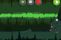 Bad Piggies When Pigs Fly Bonus Level 3-VIII Walkthrough
