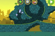 Bad Piggies When Pigs Fly Level 3-33 Walkthrough