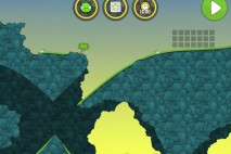 Bad Piggies When Pigs Fly Level 3-35 Walkthrough