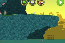 Bad Piggies When Pigs Fly Level 3-36 Walkthrough