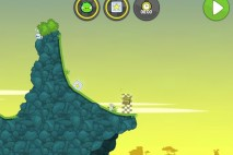 Bad Piggies Hidden Skull Level 3-4 Walkthrough