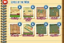 Amazing Alex Level Selection Screen LotW Week 1