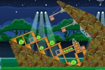 Angry Birds Friends Tournament Level 1 – Week 21 – October 8th