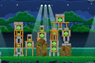 Angry Birds Friends Tournament Level 3 – Week 21 – October 8th