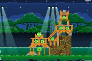 Angry Birds Friends Tournament Level 4 – Week 21 – October 8th