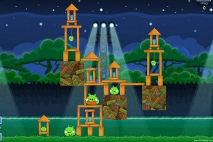 Angry Birds Friends Tournament Level 4 – Week 23 – October 22nd