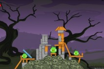 Angry Birds Friends Halloween Tournament Level 1 – Week 24 – October 29th