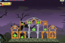 Angry Birds Friends Halloween Tournament Level 2 – Week 24 – October 29th