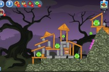 Angry Birds Friends Halloween Tournament Level 3 – Week 24 – October 29th