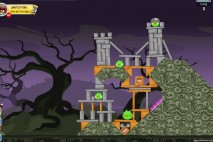 Angry Birds Friends Halloween Tournament Level 4 – Week 24 – October 29th