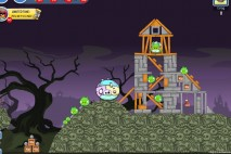 Angry Birds Friends Halloween Tournament Level 6 – Week 24 – October 29th