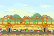 Angry Birds Heikki Yeongam Walkthrough