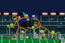 Angry Birds Philadelphia Eagles Level 5 at Pittsbrugh Walkthrough