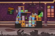 Angry Birds Seasons Haunted Hogs Level 1-12 Walkthrough