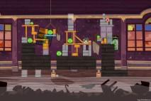Angry Birds Seasons Haunted Hogs Level 1-9 Walkthrough