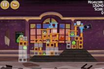 Angry Birds Seasons Haunted Hogs Level 2-13 Walkthrough