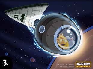 Angry Birds Star Wars Comic Part 3