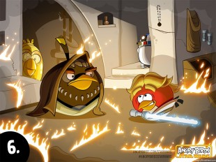 Angry Birds Star Wars Comic Part 6